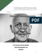 Antología. Sistema Nervioso del Anciano