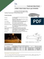 HID street light