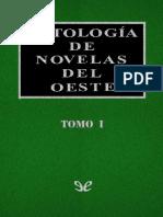 Antologia de Novelas Del Oeste Vol. I