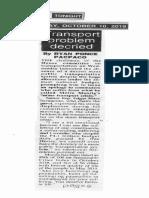 Peoples Tonight, Oct. 10, 2019, Transport problem decried.pdf