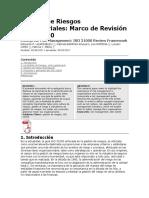 Gestión de Riesgos Empresariales ISO 31000