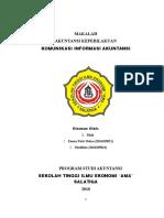 komunikasi informasi akuntansi