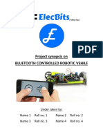 Elecbits_Bluetooth Control vehicle_synopsis.doc