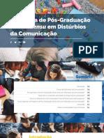 E-book UTP MSC_DR Distúrbios Da Comunicação