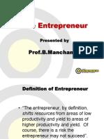 The Entrepreneur.ppt