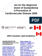 2009 CCS Can Lipid Guidelines Slide Kit