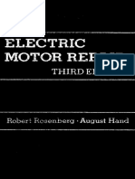 Electric Motor Repair Rosenberg 1986, epub