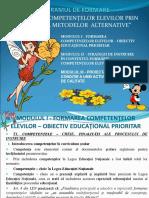 Formarea Competentelor Elevilor Ppt (1)