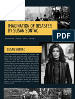 Imagination of a Disaster1