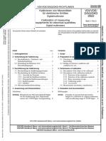 VDI VDE DGQ DKD 2622 Blatt 3