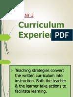 Curriculum Dev't P2