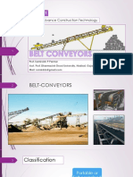 Ce 611 Lect-1-Belt Conveyors Spp