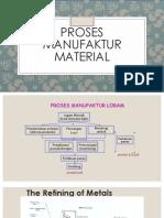 Material manufaktur