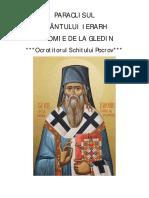 Paraclisul Sf. Pahomie de La Gledin
