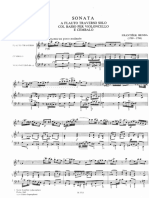 Benda - Flute Sonata Mi m
