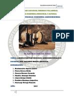 Elaboracion de Vino Secc. b...Miercoles 6.50 a 10.10 Pm