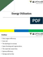 Energy Utilization