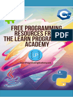 Free Course and Programming Guide