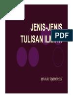 15. Teknik Penulisan Proposal