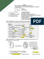 TEST 1. Doc Viet 1