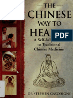 Gascoigne, Stephen - The Chinese Way to Health. A Self-Help Guide to Traditional Chinese Medicine (1997)