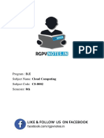 Unit 4 - Cloud Computing - www.rgpvnotes.in.pdf