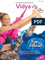 YogaVidya Hauptkatalog 2020