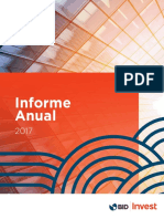Informe Anual BID Invest 2017