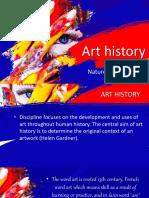 Art History Nature & Assumption Group 1