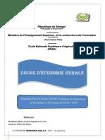 Cours Economie