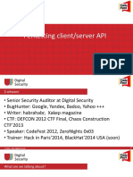 API Pentest