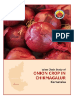 10-NHRDF Value Chain Study Onion Chikmagalur
