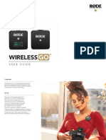 Wirelessgo User Guide