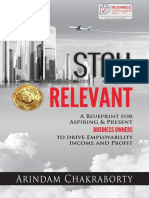 1 Amazon Best Seller Book Stay Relevant