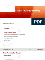 4G KPI and Trouble Shooting