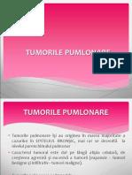TUMORILE PUMLONARE