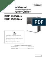 Manual RKE15000A-V(en) Orion