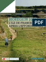 Rapport l'Ile-de-France après l'effondrement