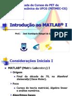 Introducao Ao Matlab Parte i 2014