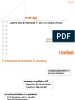 Riverbed RS Technology Presentation