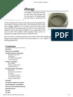 Powder Metallurgy Wik