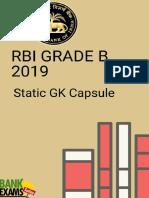 Static GK Final