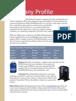 Baker Company Profile