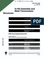 Electrical standards IEC