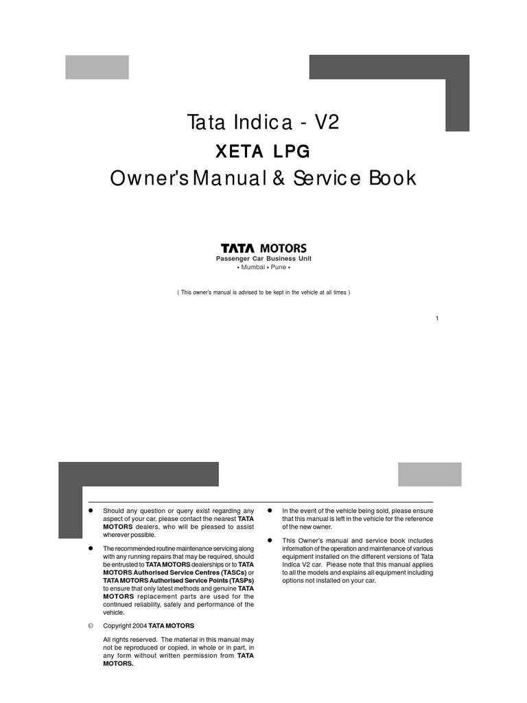 Auto Lpg Wiring Diagram Library Tata Xeta Manual Liquefied Petroleum Gas Car