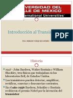 Introducción al Transistor BJT