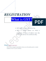 GST Registration Online made easy and quick with Legal Salaah