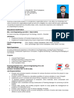 (Updated) CV_Civil Egineer.doc