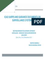 SARPS Surveillance