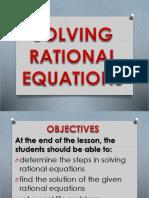 Rational Equations Demo
